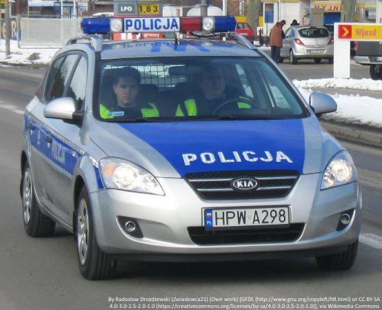 """Policja Lublin: Spektakl """"Stop przemocy"""""""