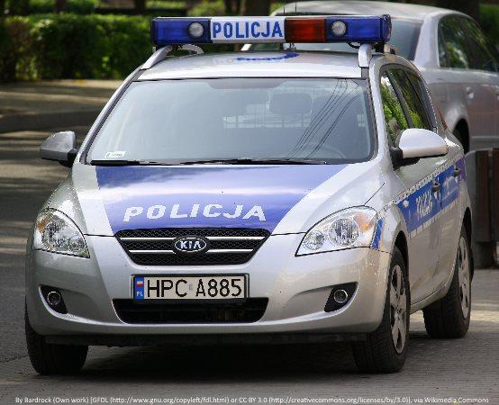 Policja Lublin: Zatrzymał i nie pozwolił na dalszą jazdę