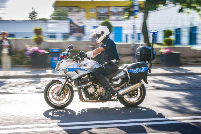 Policja Lublin: Policjanci spotykają się z młodzieżą on-line