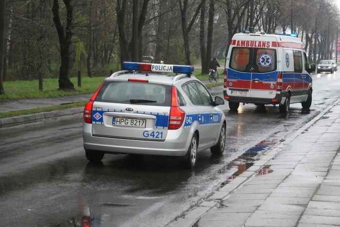 Policja Lublin: Dwukrotnie zlekceważył obowiązek zakrywania ust i nosa. Jego sprawa trafi do sądu